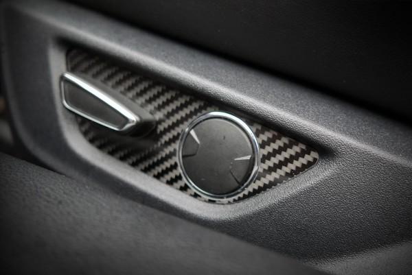 Ford Mustang Carbon Blende Sitzverstellung