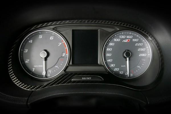 Seat Ibiza 6P Carbon Blende Kombiinstrument
