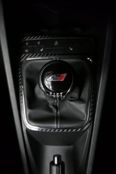Seat Ibiza 6P Carbon Blende Schalthebel