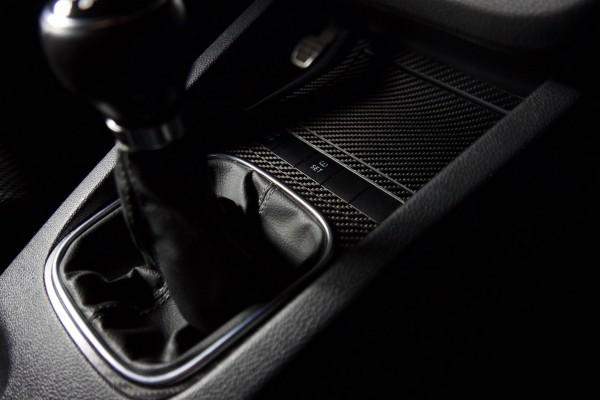 VW Carbon Blenden Mittelkonsole