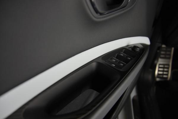 Seat Leon 5F Carbon Blende Armauflagen