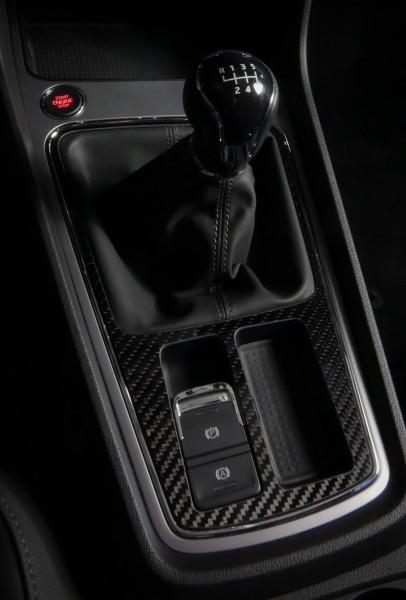 Seat Leon(FL) Carbon Blende Mittelkonsole