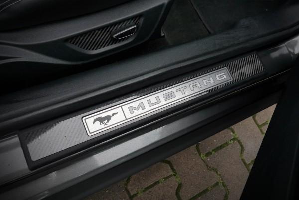 Ford Mustang Carbon Blende Fußleisten