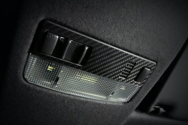 Seat Ibiza 6P Carbon Blende Lampe