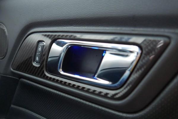 Ford Mustang Carbon Blende Tür Öffner